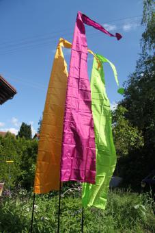 Bali-Fahne,Umbul-Umbul,Gartenfahne 5 m